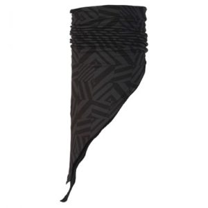 Buff® Bandana Op Grey/Black