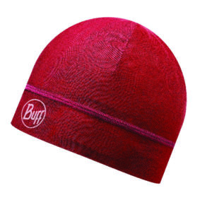 Buff® Hat 1 Layer Coolmax Solid Red