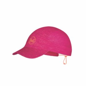 Buff® Pack Run Cap Patterned Pink Heather