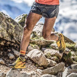 Mountain Running Footwear
