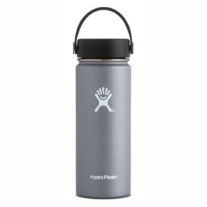 Hydro Flask Hydration Wide Mouth 18oz/532ml Graphite