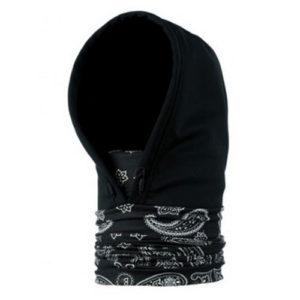 Buff® Windproof Hoodie Cashmere Black