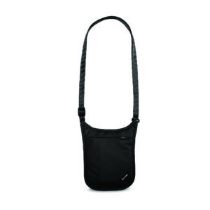 Pacsafe V75 RFID blocking Neck Pouch