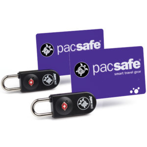 Pacsafe Anti-theft Prosafe 750 Lock Double pack