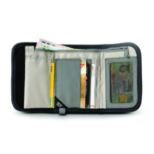 Pacsafe RFID blocking V125 Trifold Wallet