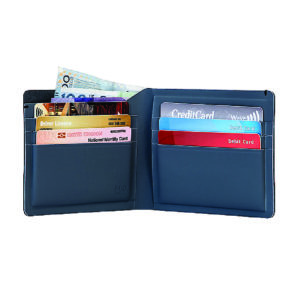 Pacsafe RFID blocking Bifold Wallet