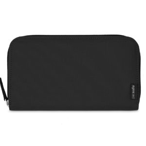 Pacsafe RFID blocking LX250 Zippered Travel Wallet