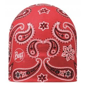 Buff® Reversible Hat Cashmere Red/Black