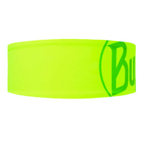 Buff® Headband Tech Logo Yellow Fluor