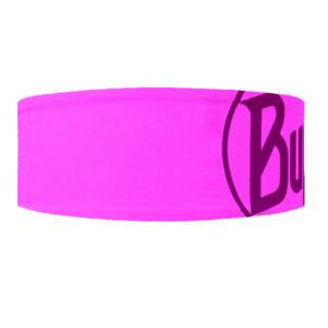 Buff® Headband Tech Logo Pink Fluor
