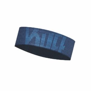 Buff® Headband Slim Deep Logo Dark Navy
