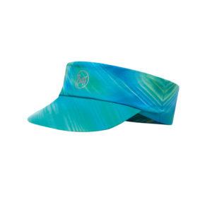 Buff® Visor Pack Run R-Shinning Turquoise