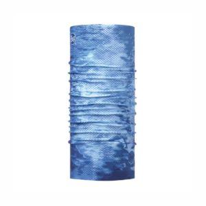 Buff® Coolnet UV Pelagic Camo Blue