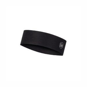 Buff® Headband Slim Solid Black