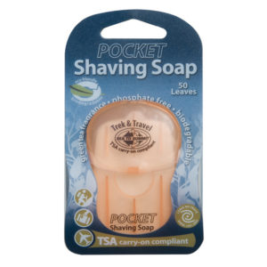 Sea to Summit Pocket Soap Shaving Soap