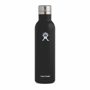 Hydro Flask Wine Bottle 25oz/740ml Black