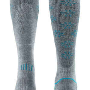 Bridgedale Ski Midweight Performance Over Calf Womens Sock