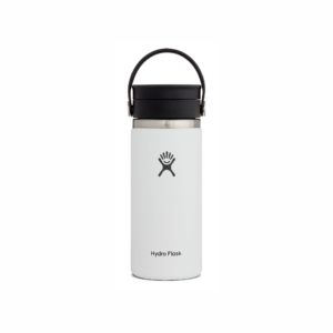Hydro Flask Coffee Flask Flex Sip Lid 16oz/473ml White