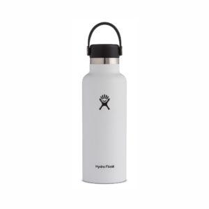 Hydro Flask Hydration Standard Mouth 18oz/532ml White