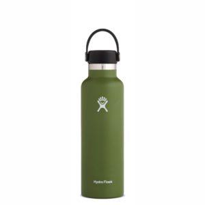 Hydro Flask Hydration Standard Mouth 21oz/621ml Olive