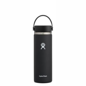 Hydro Flask Hydration Wide Mouth 20oz/591ml Black