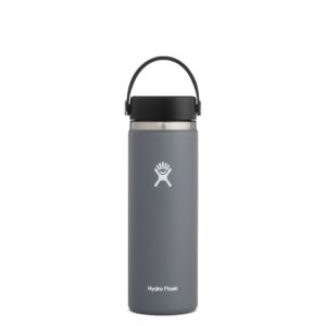 Hydro Flask Hydration Wide Mouth 20oz/591ml Stone