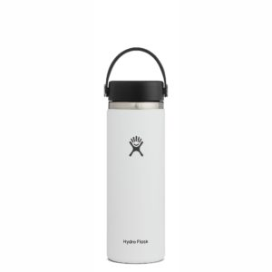 Hydro Flask Hydration Wide Mouth 20oz/591ml White