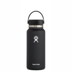 Hydro Flask Hydration Wide Mouth 32oz/946ml Black