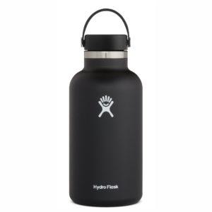 Hydro Flask HydrationWide Mouth 64oz/1.9L Black-