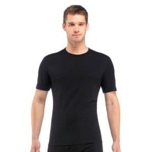 Icebreaker Men's 200 Oasis Short Sleeve Crew Thermal Top