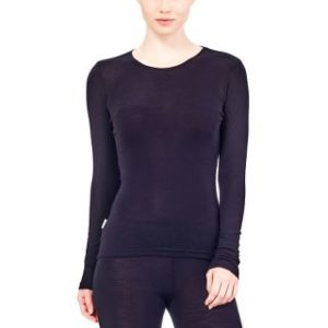 Icebreaker Women's 175 Everyday Long Sleeve Crewe Thermal Top