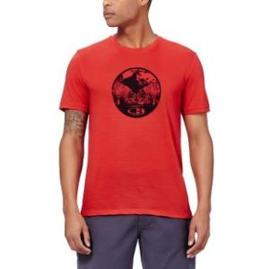 Icebreaker Men's Tech Lite Short Sleeve Crew T-Shirt