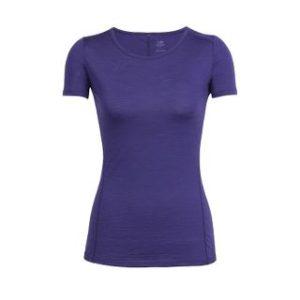 Icebreaker Women's Aero Short Sleeve Crewe T-Shirt
