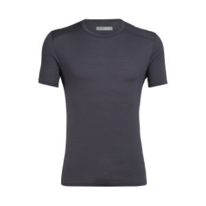 Icebreaker  Men's Amplify Short Sleeve Crewe T-Shirt