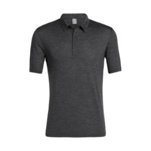 Icebreaker Men's Solace Short Sleeve Polo Shirt