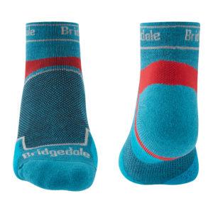 Bridgedale Trail Run Ultra Light T2 Coolmax Sport Low Mens Sock